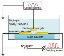 report burgwedel single atom singles seminar transistor  Physics investigatory project on capacitor for class 12.